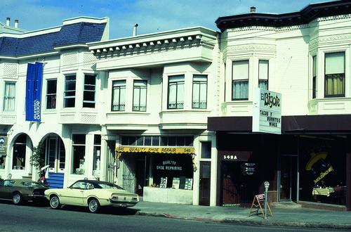 Shoe Repair San Francisco Castro