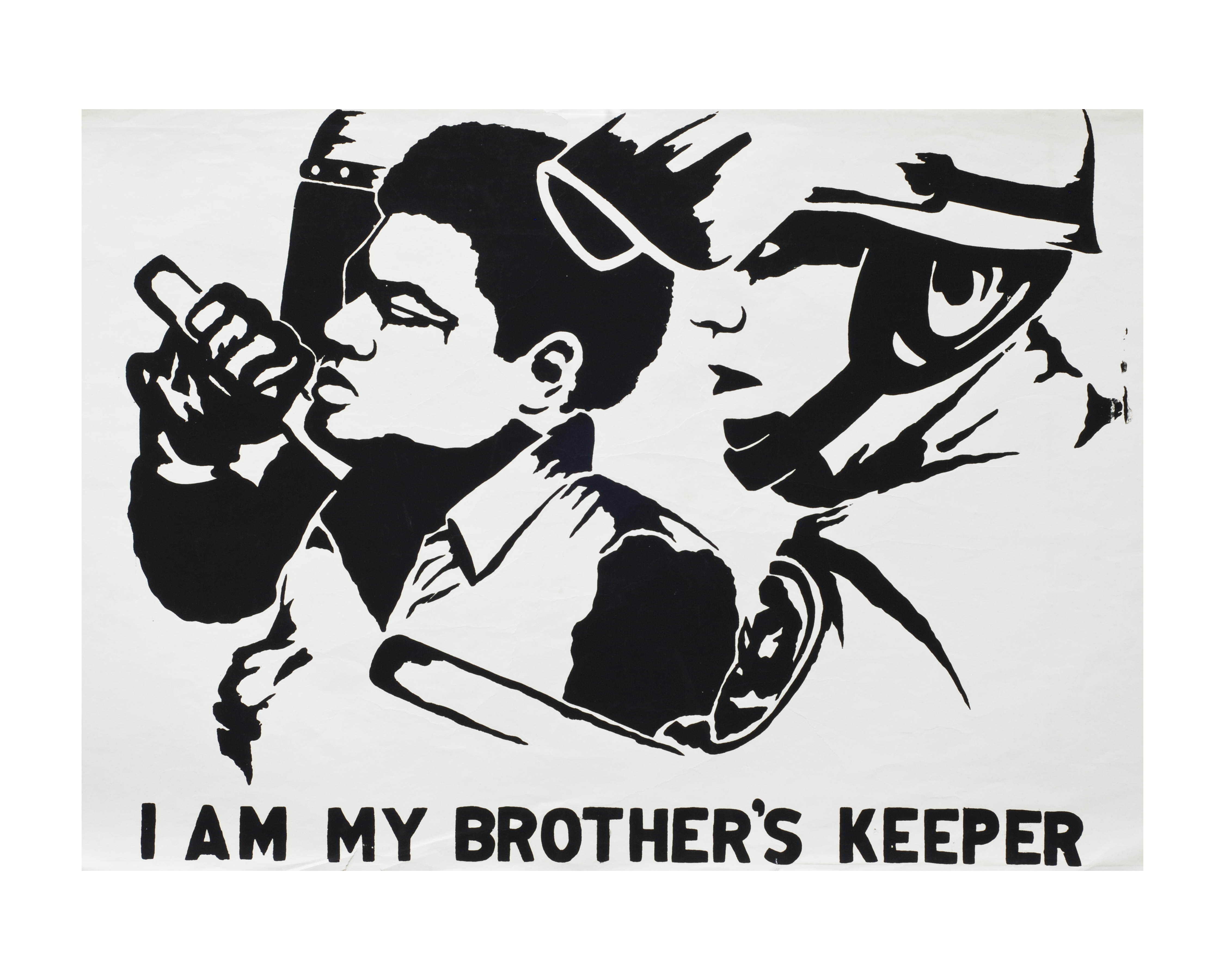 am i my brothers keeper 10 we have now studied thirteen lessons on the subject, am i my brother's keeper write a short paragraph stating steps you can take to build better relationships with your brothers and sisters in.